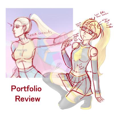 Art Portfolio Review